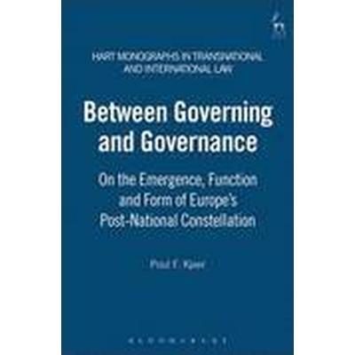 Between Governing and Governance (Inbunden, 2010)