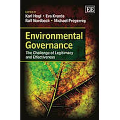 Environmental Governance (Inbunden, 2012)