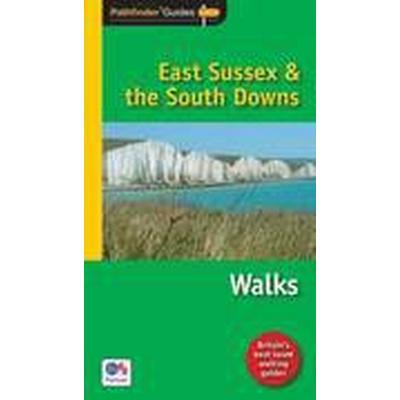Pathfinder East Sussex &; the South Downs Walks (Häftad, 2010)