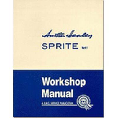 Austin Healey Sprite, Mk.I Workshop Manual (Häftad, 1991)