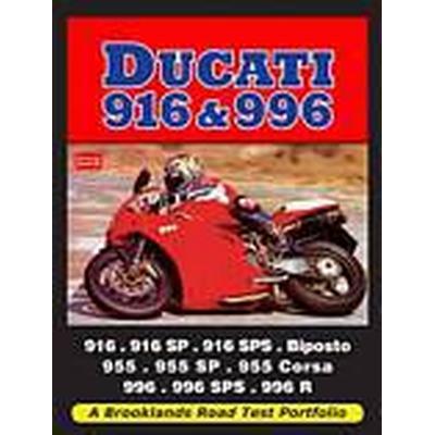 Ducati 916 &; 996 (Häftad, 2011)