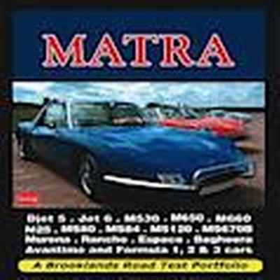 Matra (Häftad, 2012)