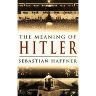 The Meaning of Hitler (Häftad, 1997)