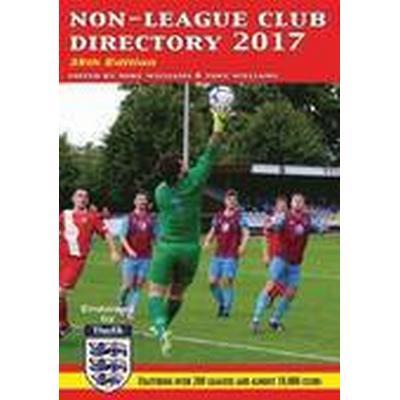 Non-League Club Directory 2017 (Häftad, 2016)