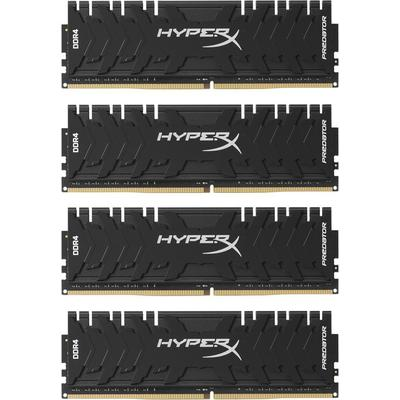 HyperX Predator Black DDR4 3000MHz 4x4GB for Intel (HX430C15PB3K4/16)