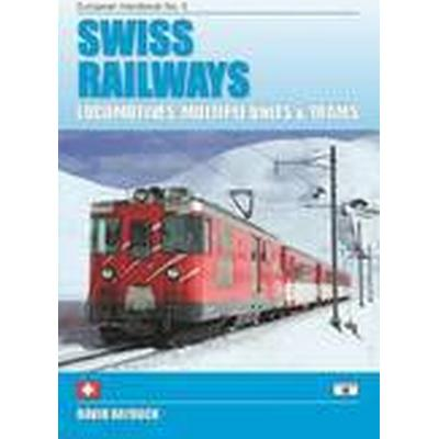Swiss Railways (Häftad, 2016)