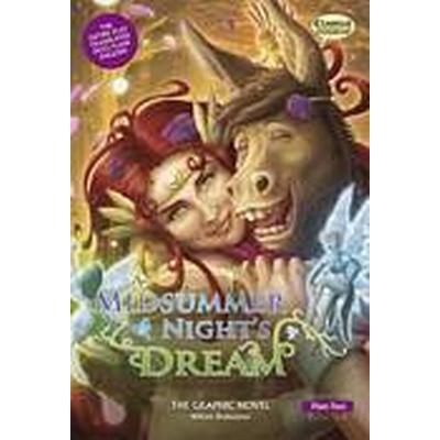 A Midsummer Night's Dream the Graphic Novel: Plain Text (Häftad, 2011)