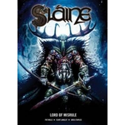 Slaine: Lord of Misrule (Häftad, 2011)