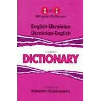 English-Ukrainian &; Ukrainian-English One-to-One Dictionary (Inbunden, 2012)