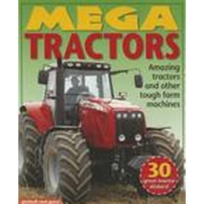 Mega Tractors (Häftad, 2014)
