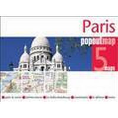Paris Popout Map (, 2015)