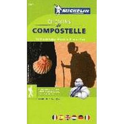 Le Chemin de Compostelle (France) - Map Zoom n 161 (Häftad, 2012)