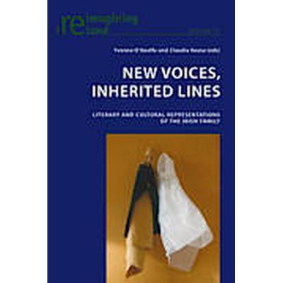 New Voices, Inherited Lines (Häftad, 2013)