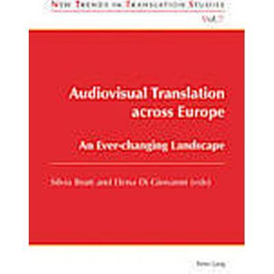 Audiovisual Translation Across Europe (Häftad, 2013)