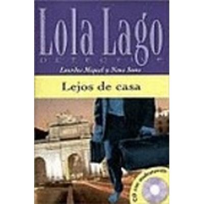 Lejos de casa. Buch und CD (Inbunden, 2004)