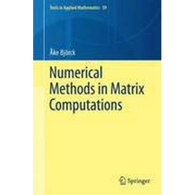 Numerical Methods in Matrix Computations (Inbunden, 2014)