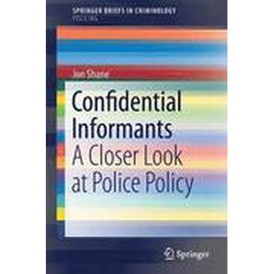 Confidential Informants (Häftad, 2015)
