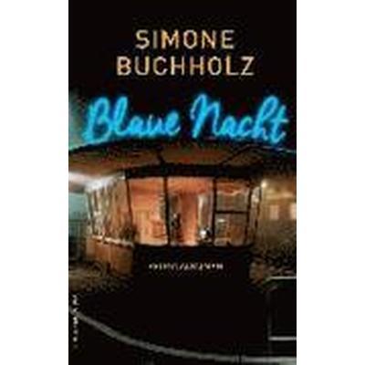 Blaue Nacht (Häftad, 2016)