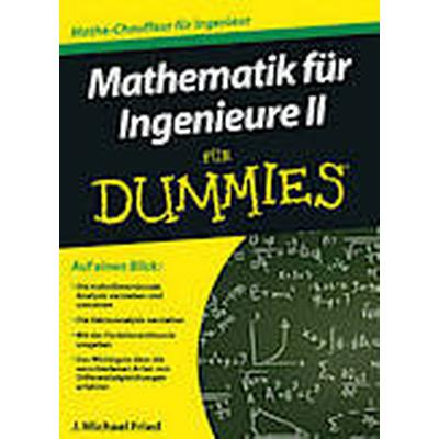 Mathematik fur Ingenieure II Fur Dummies (Häftad, 2013)