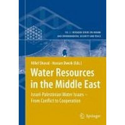 Water Resources in the Middle East (Inbunden, 2007)