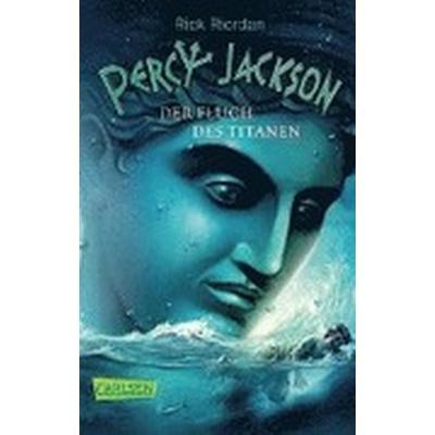 Percy Jackson 03. Der Fluch des Titanen (Häftad, 2012)