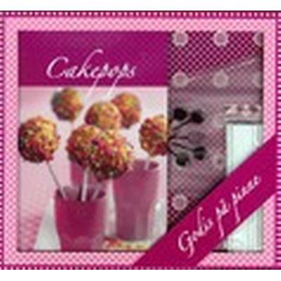 Cakepops box - bok, spritspåse, cakepopspinnar (, 2015)