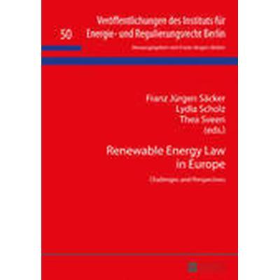 Renewable Energy Law in Europe (Inbunden, 2015)