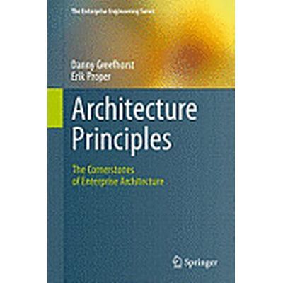 Architecture Principles (Inbunden, 2011)