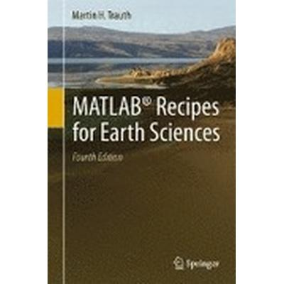 MATLAB Recipes for Earth Sciences (Inbunden, 2015)