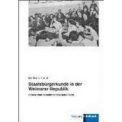 Staatsbürgerkunde in der Weimarer Republik (Häftad, 2015)