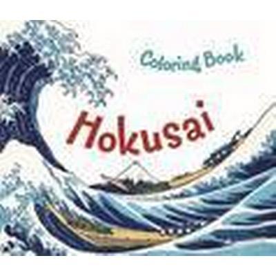 Hokusai Colouring Book (Häftad, 2015)