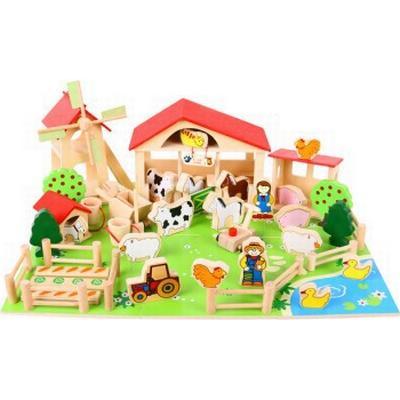Bigjigs Play Farm