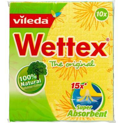 Vileda Wettex The Original Dish Cloth 10-pack