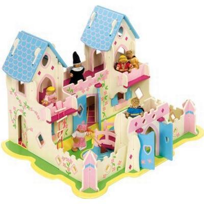 Bigjigs Heritage Playset Princess Palace