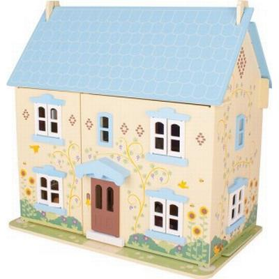 Bigjigs Heritage Playset Sunflower Cottage