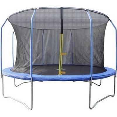 H. P. Schou Max Ranger Trampolin + Safety Net 426cm