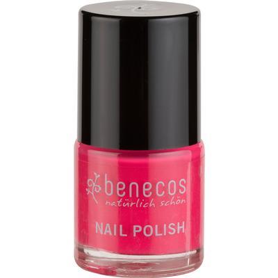 Benecos Nail Polish Happy Nails Oh Lala 9ml