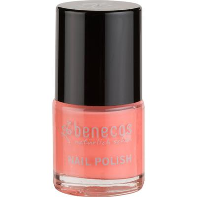 Benecos Nail Polish Happy Nails Peach Sorbet 9ml