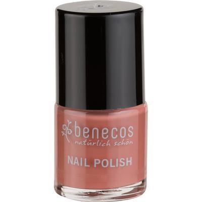 Benecos Nail Polish Happy Nails Rose Passion 9ml