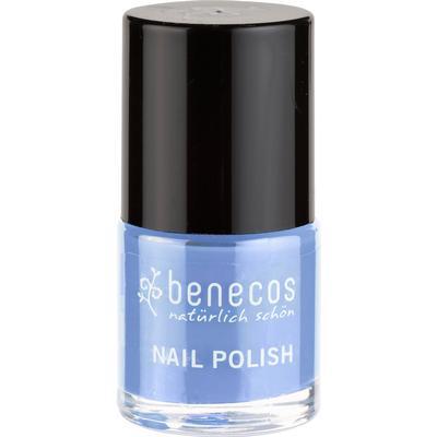Benecos Nail Polish Happy Nails Blue Sky 9ml
