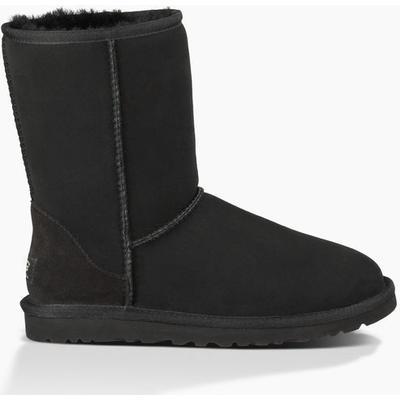 ugg boots Classic short II svart