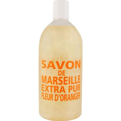 Compagnie de Provence Marseille Liquid Soap Orange Blossom 1000ml