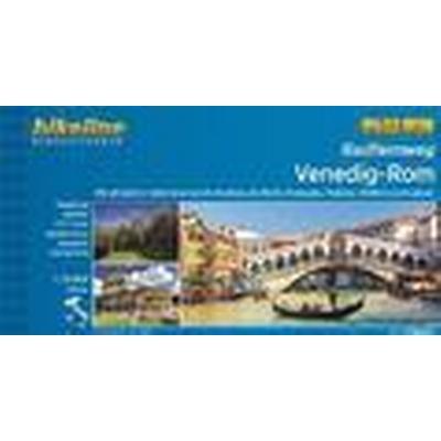 Venedig-Rom Radfernweg Ultimatieve Italienreise (Häftad, 2016)