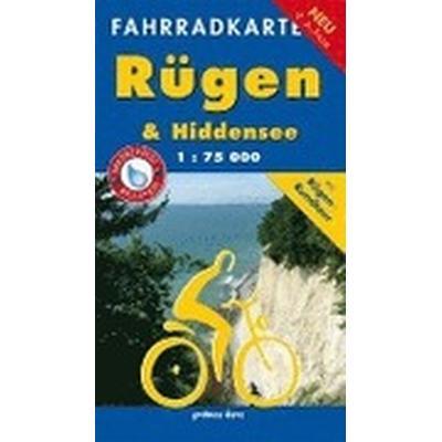 Fahrradkarte Rügen & Hiddensee 1: 75 000 (, 2015)