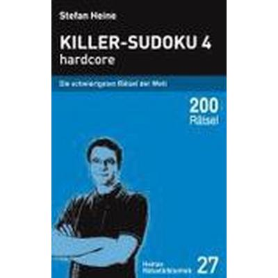 Killer-Sudoku 4 hardcore (Häftad, 2010)