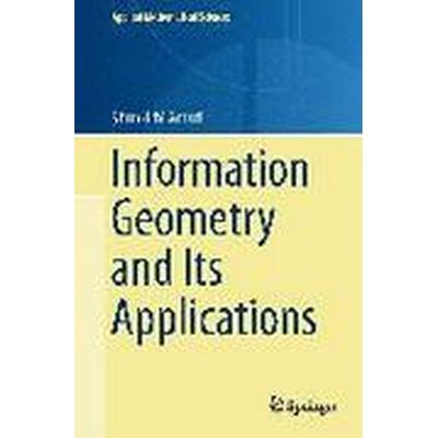 Information Geometry and its Applications (Inbunden, 2016)