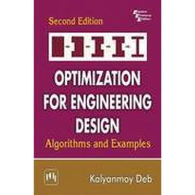 Optimization for Engineering Design (Häftad, 2012)