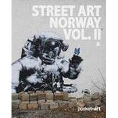 Street Art Norway Vol. II (Häftad, 2016)