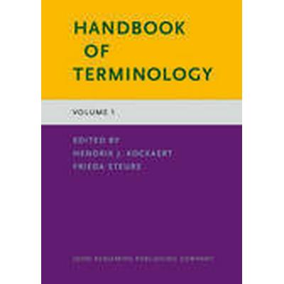 Handbook of Terminology (Inbunden, 2015)