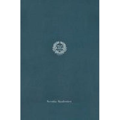 Svenska Akademiens Handlingar 45, 2013: Från år 1986, Fyrtiofemte delen (Inbunden, 2014)